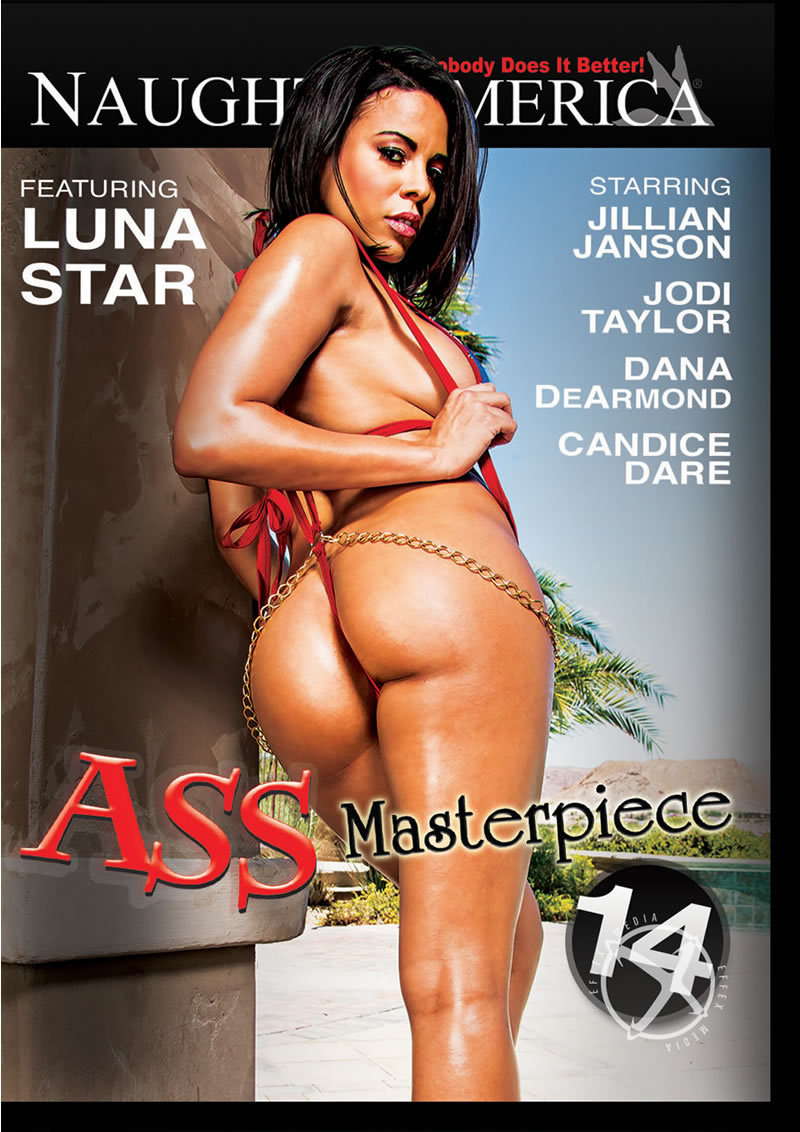 Ass Masterpiece 14