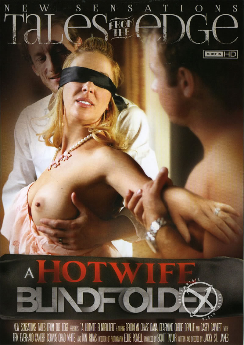 Hotwife Blindfolded