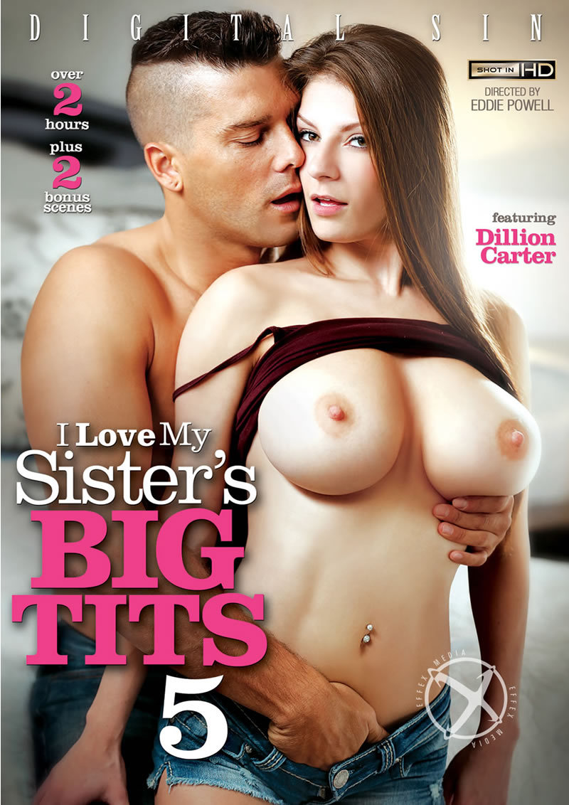 I Love My Sisters Big Tits 05