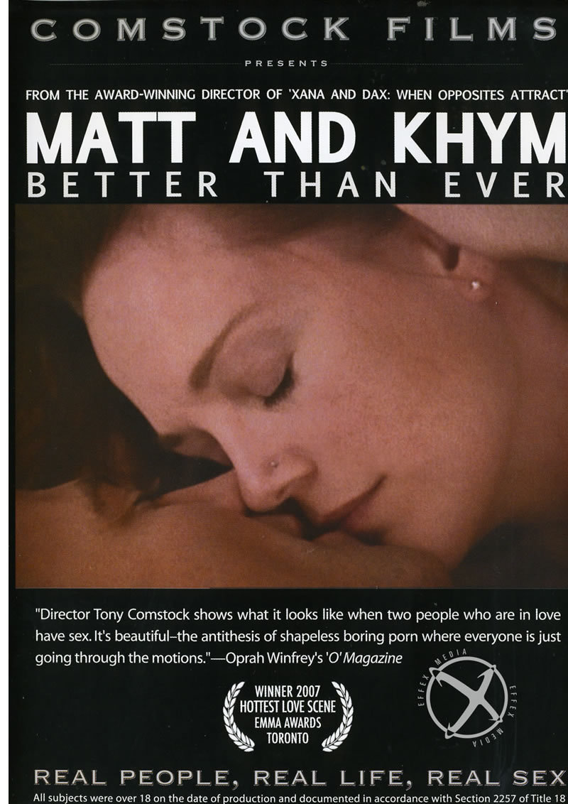 Matt and Khym Better Than Ever (disc)