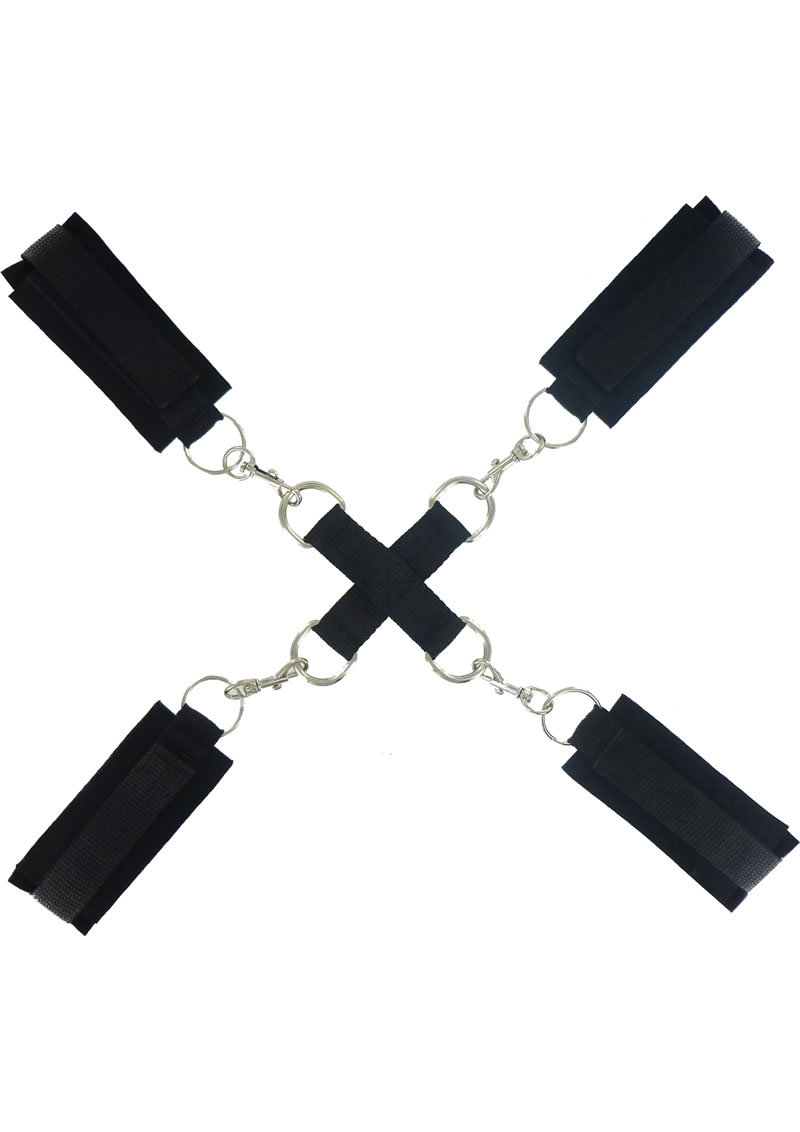 Frisky Stay Put Cross Tie Restraints 13.5 Length 2 Width Center Is 5.25